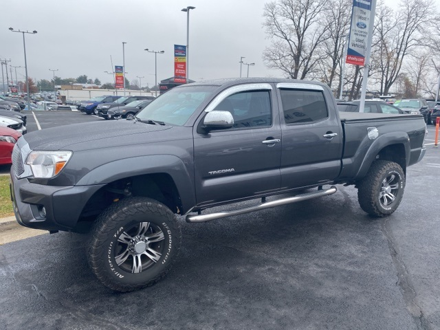 2015 Tacoma Double Cab 4x4, Pickup #CR90133A - photo 4
