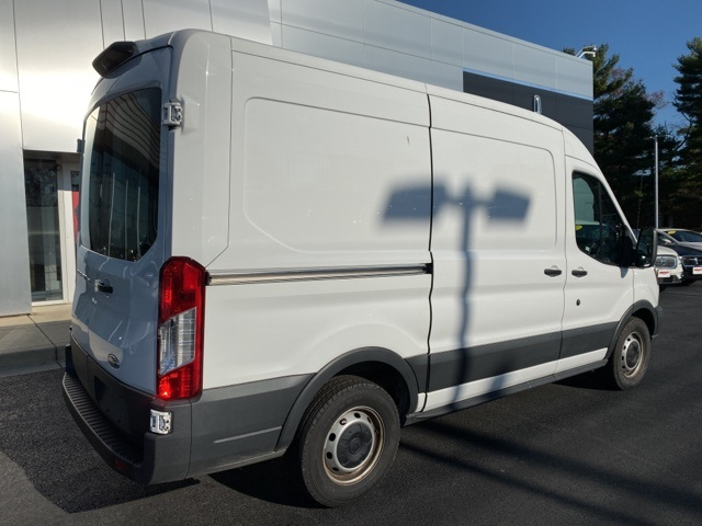 2018 Transit 150 Med Roof 4x2,  Empty Cargo Van #CR901449 - photo 3