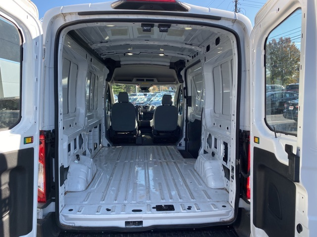 2018 Transit 150 Med Roof 4x2,  Empty Cargo Van #CR901449 - photo 2