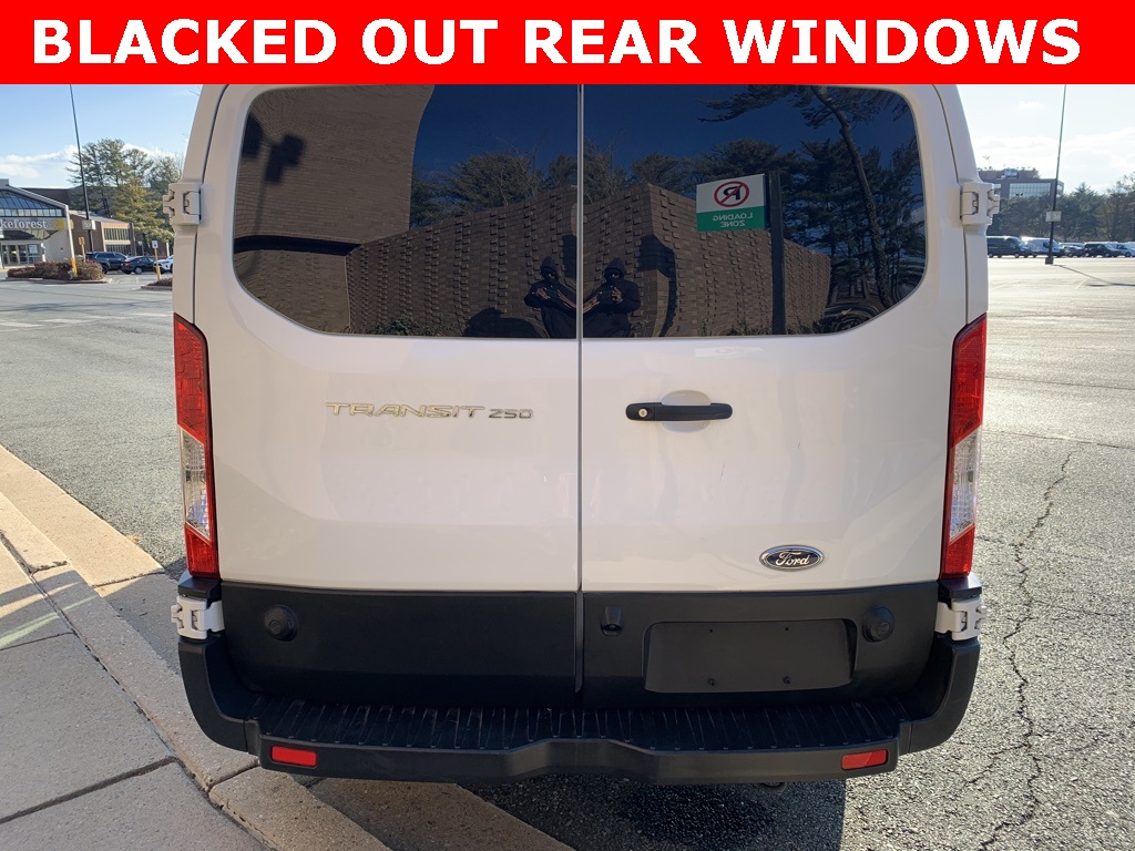 2019 Ford Transit 250 Low Roof 4x2, Empty Cargo Van #CR97179 - photo 6