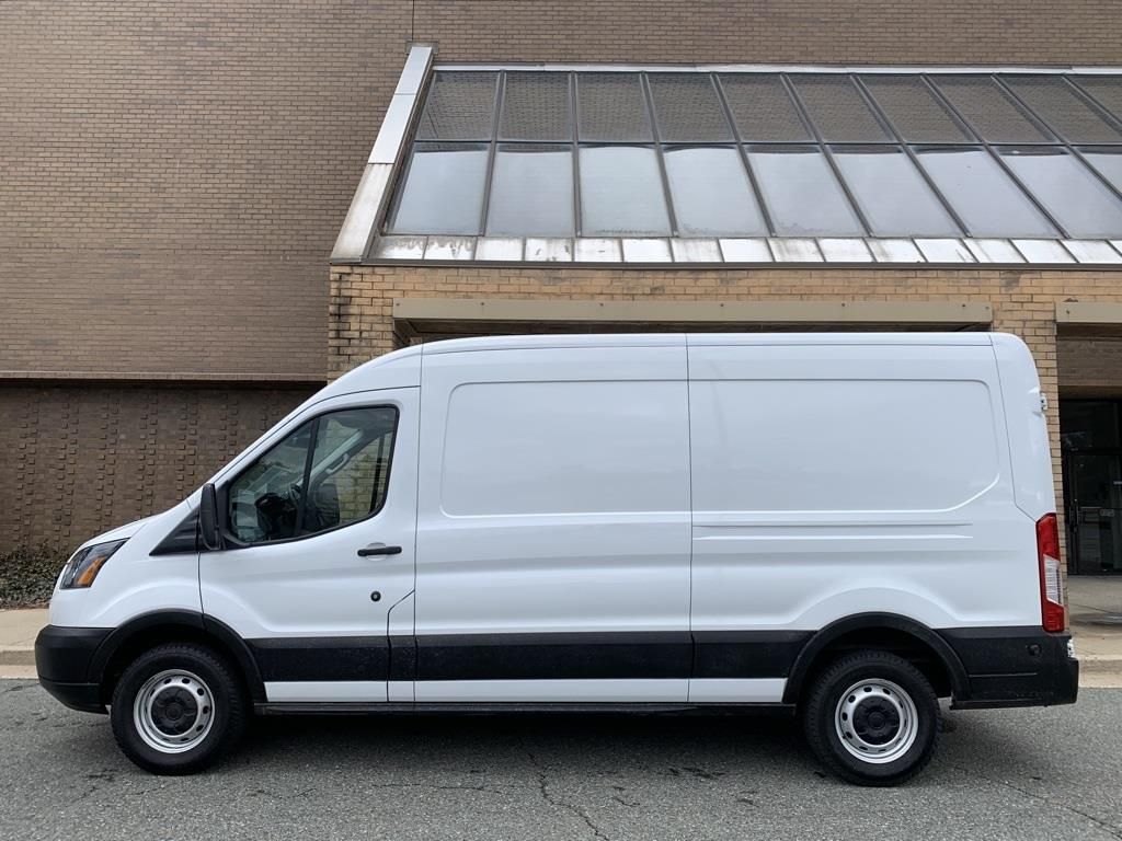 2019 Ford Transit 150 Med Roof 4x2, Empty Cargo Van #CR97219 - photo 10