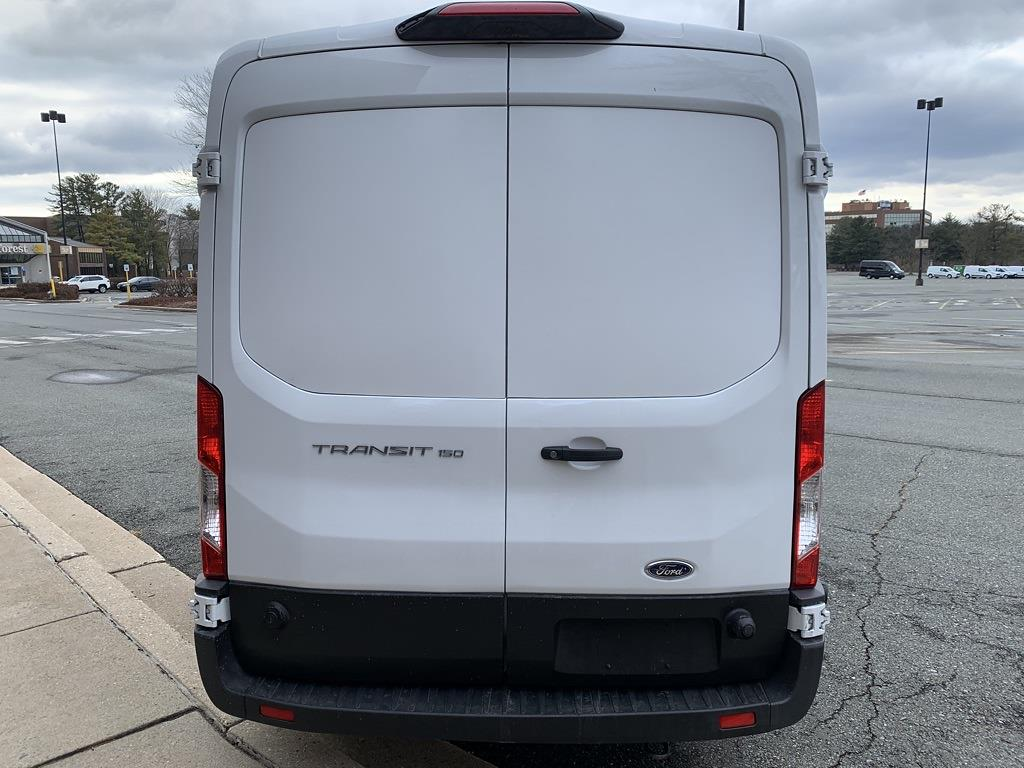 2019 Ford Transit 150 Med Roof 4x2, Empty Cargo Van #CR97229 - photo 7
