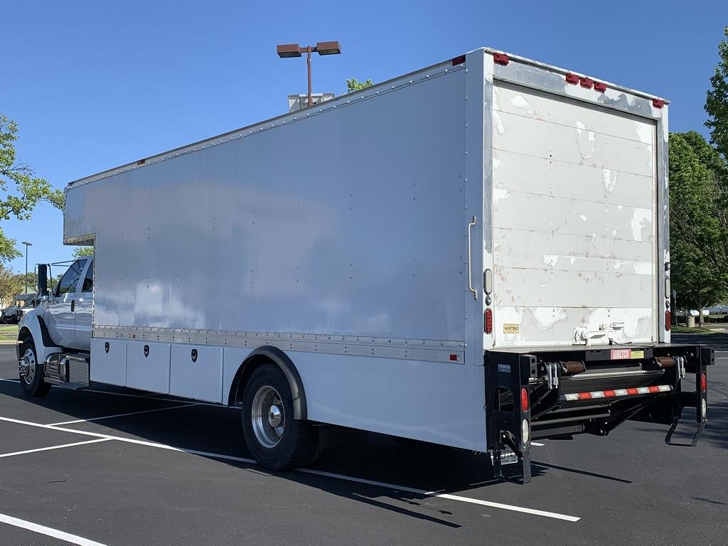 2015 Ford F-750 Crew Cab DRW 4x2, Dry Freight #CR99309 - photo 7