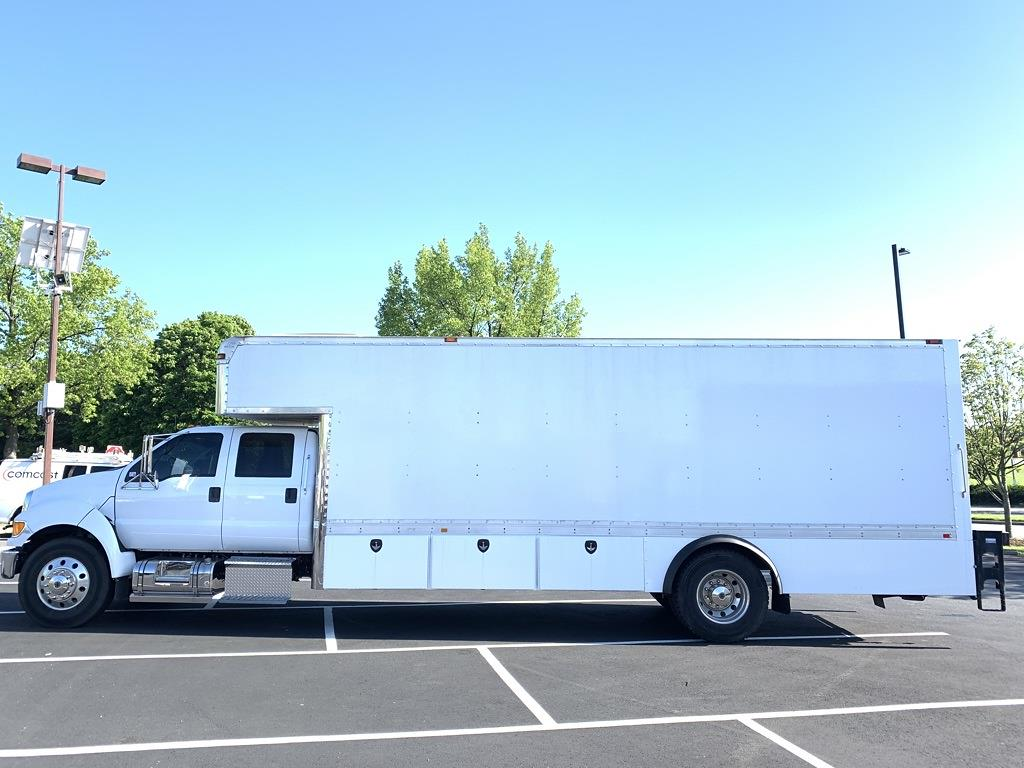 2015 Ford F-750 Crew Cab DRW 4x2, Dry Freight #CR99309 - photo 27
