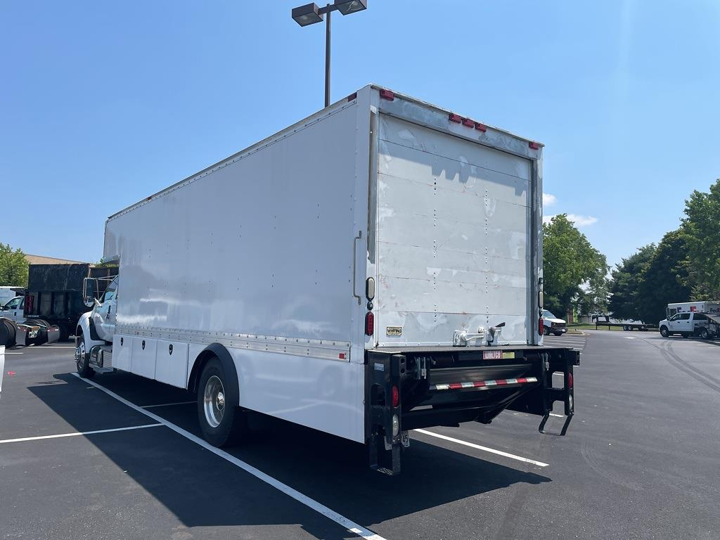 2015 Ford F-750 Crew Cab DRW 4x2, Dry Freight #CR99309 - photo 58