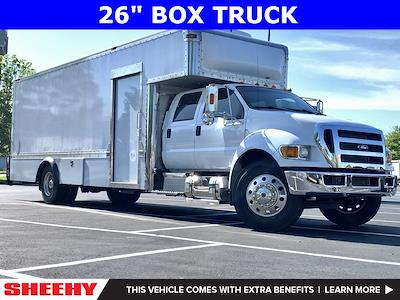 2015 Ford F-750 Crew Cab DRW 4x2, Dry Freight #CR99309 - photo 1