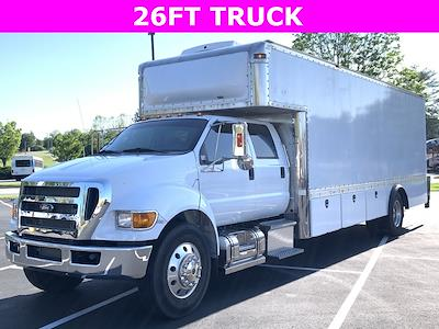 2015 Ford F-750 Crew Cab DRW 4x2, Dry Freight #CR99309 - photo 4