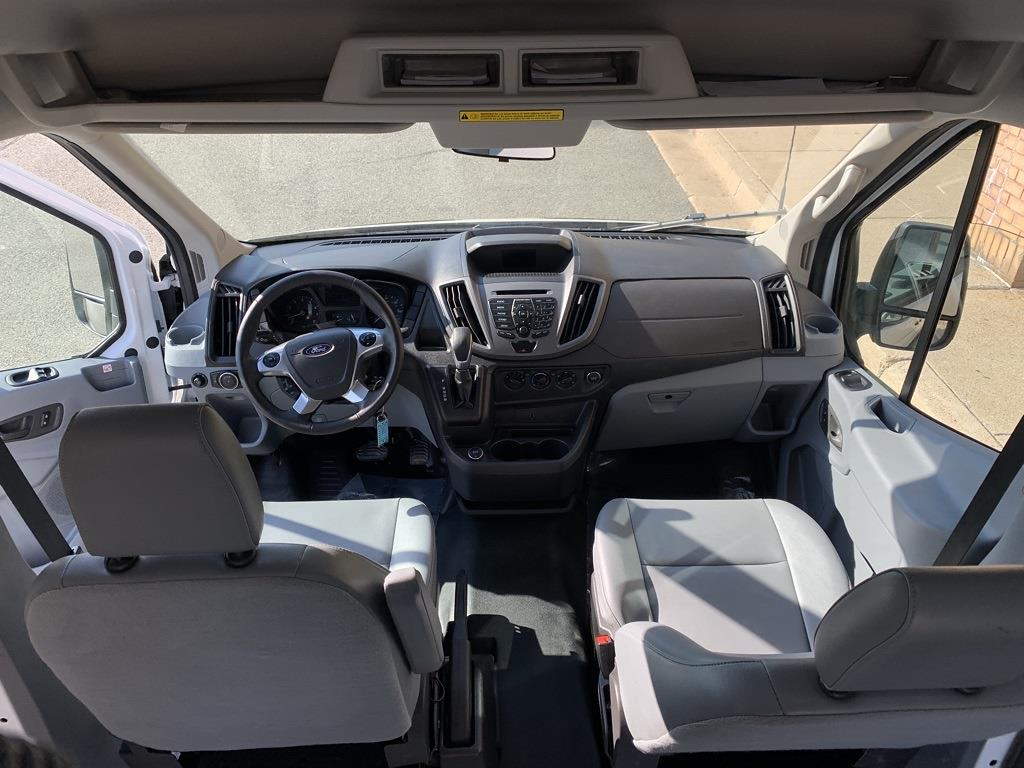 2019 Ford Transit 250 Med Roof 4x2, Empty Cargo Van #CR99319 - photo 16