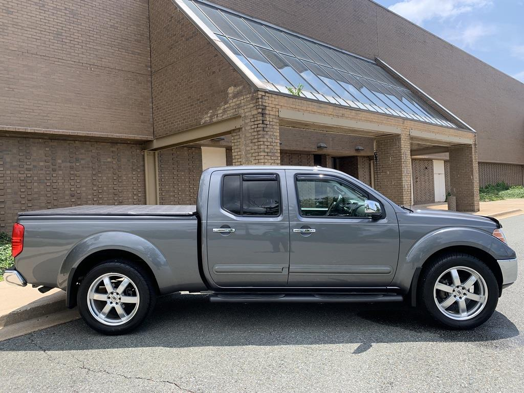 2017 Nissan Frontier Crew Cab 4x4, Pickup #CRA6150A - photo 11