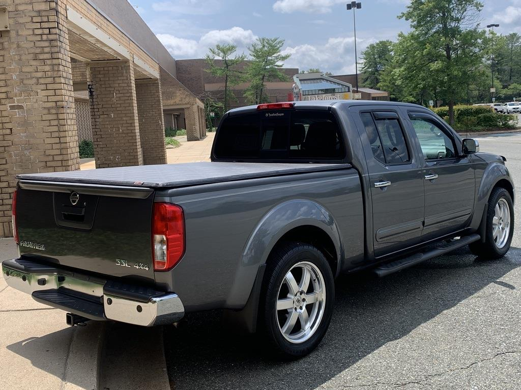 2017 Nissan Frontier Crew Cab 4x4, Pickup #CRA6150A - photo 12