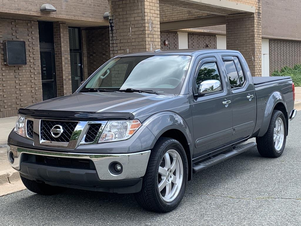 2017 Nissan Frontier Crew Cab 4x4, Pickup #CRA6150A - photo 5
