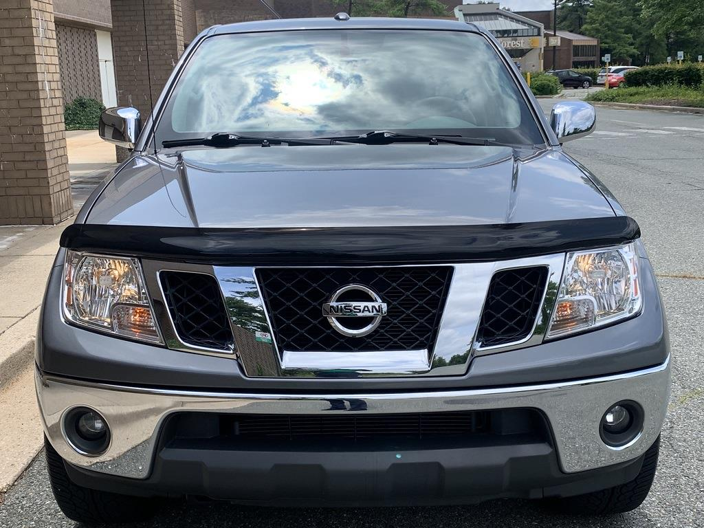 2017 Nissan Frontier Crew Cab 4x4, Pickup #CRA6150A - photo 22