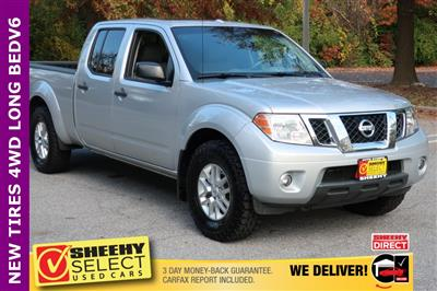 2017 Nissan Frontier Crew Cab 4x4, Pickup #CS26780B - photo 1