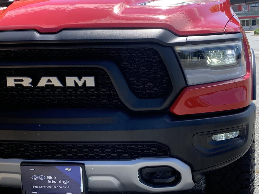 2019 Ram 1500 Crew Cab 4x4,  Pickup #CYZ3998 - photo 22