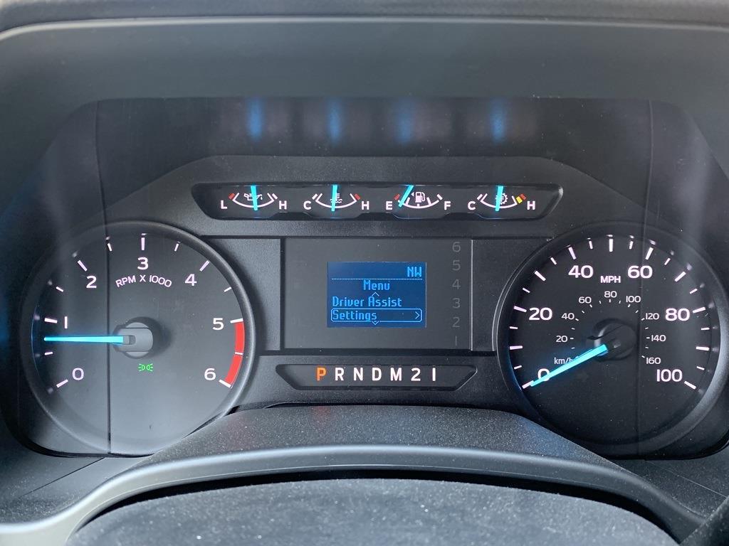 2019 F-550 Regular Cab DRW 4x2,  PJ's Truck Bodies Platform Body #CZ01172 - photo 50