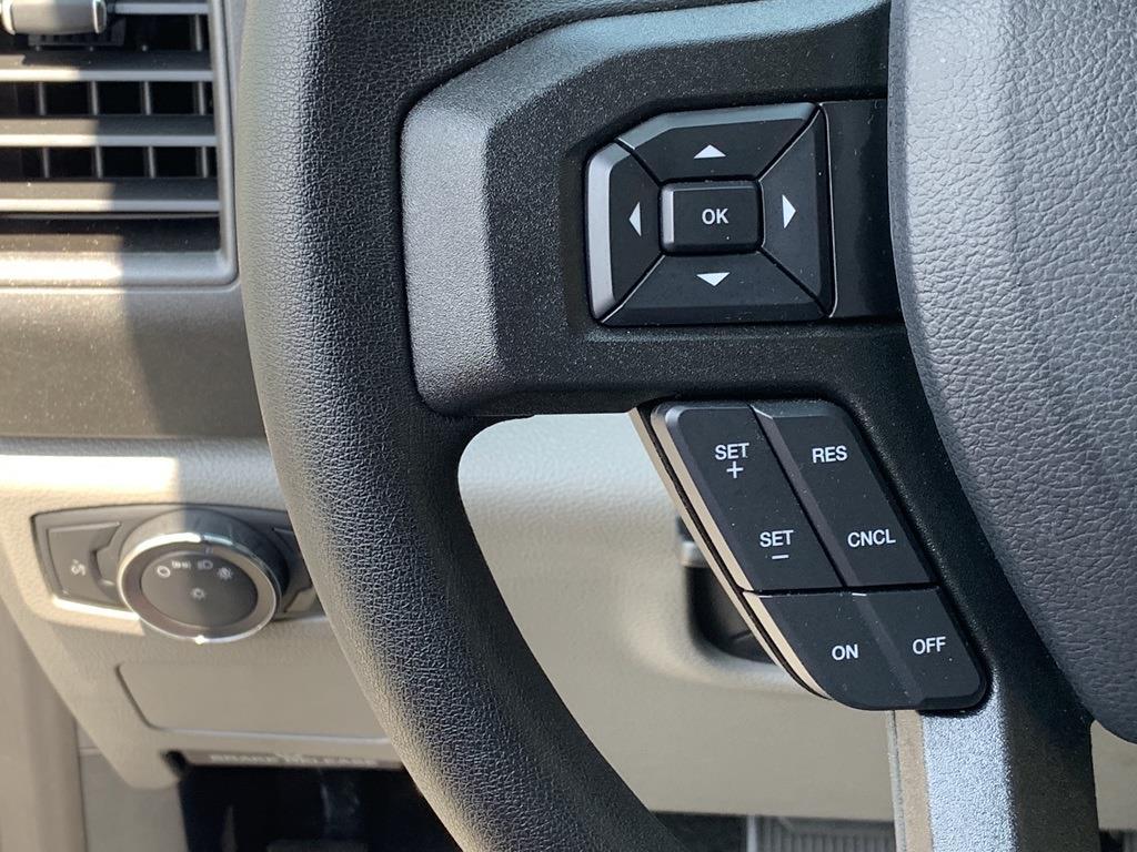 2019 F-550 Regular Cab DRW 4x2,  PJ's Truck Bodies Platform Body #CZ01172 - photo 8