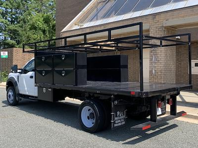 2019 F-550 Regular Cab DRW 4x2,  PJ's Truck Bodies Platform Body #CZ01172 - photo 20