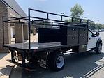 2019 F-550 Regular Cab DRW 4x2,  PJ's Truck Bodies Platform Body #CZ01172 - photo 2