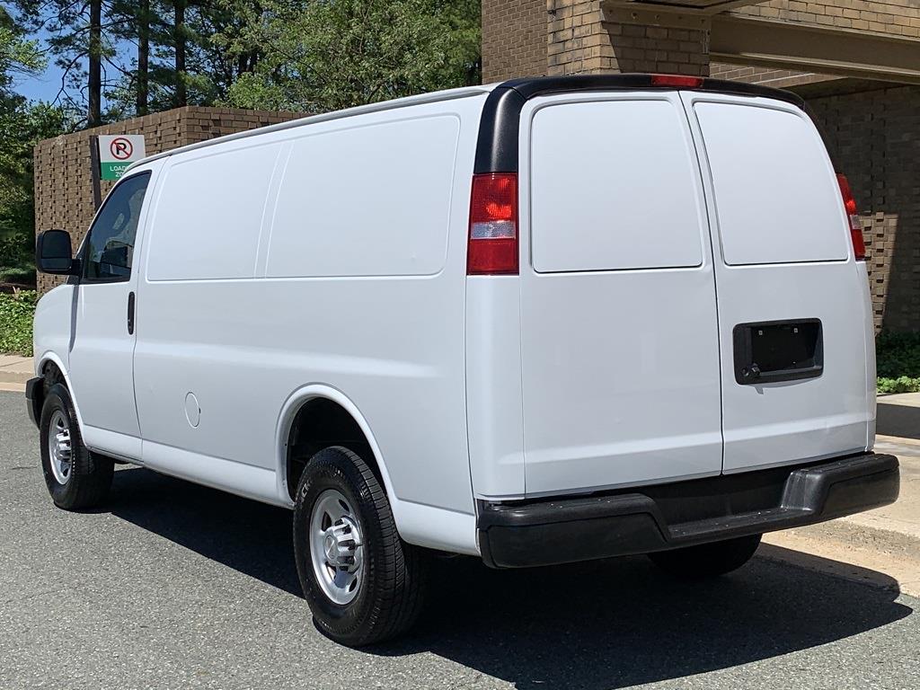 2019 Chevrolet Express 2500 4x2, Empty Cargo Van #CZ99409 - photo 9