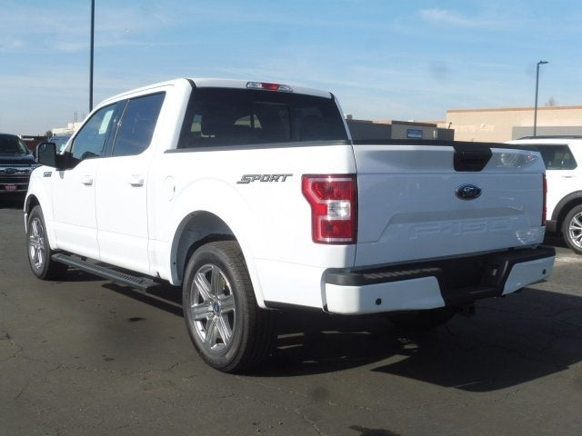 2019 F-150 SuperCrew Cab 4x2, Pickup #1C07675 - photo 2