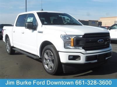 2019 F-150 SuperCrew Cab 4x2, Pickup #1C07675 - photo 1