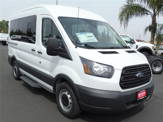 2018 Transit 150 Med Roof, Passenger Wagon #1C27460 - photo 1