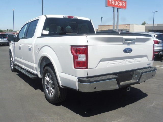 2019 F-150 SuperCrew Cab 4x2,  Pickup #1C28468 - photo 2