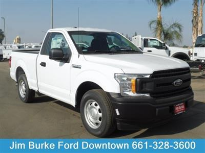 2018 F-150 Regular Cab 4x2,  Pickup #1C89068 - photo 1