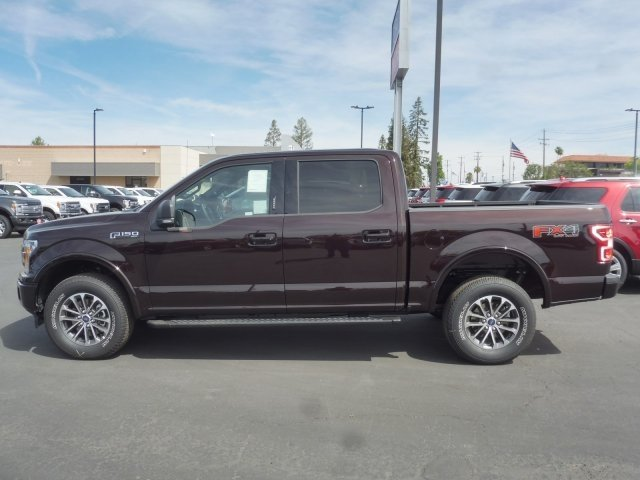 2019 F-150 SuperCrew Cab 4x4,  Pickup #1E14861 - photo 4