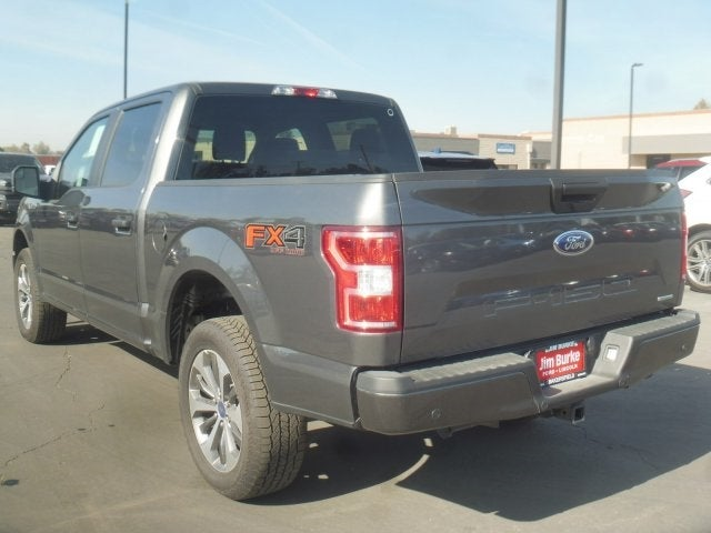 2019 F-150 SuperCrew Cab 4x4, Pickup #1E27602 - photo 2