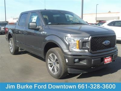 2019 F-150 SuperCrew Cab 4x4, Pickup #1E27602 - photo 1