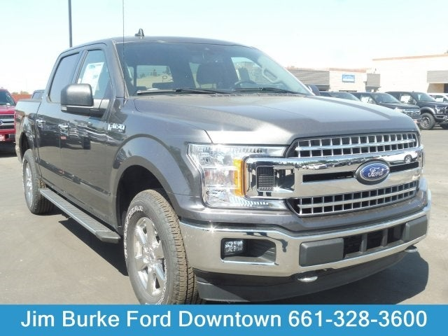 2019 F-150 SuperCrew Cab 4x4,  Pickup #1E28907 - photo 1