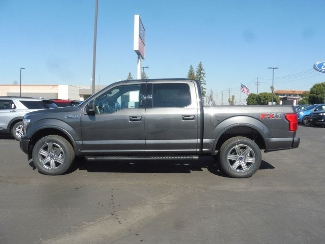 2019 F-150 SuperCrew Cab 4x4, Pickup #1E29019 - photo 4