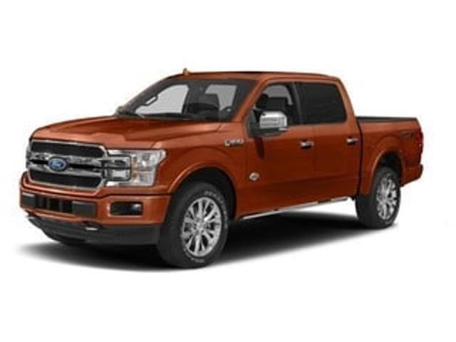 2018 F-150 SuperCrew Cab 4x4,  Pickup #1E32506 - photo 1