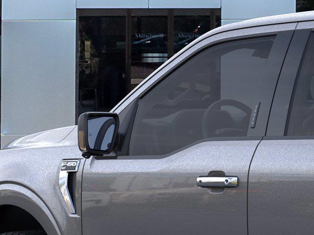 2021 Ford F-150 SuperCrew Cab 4x4, Pickup #1E33792 - photo 21