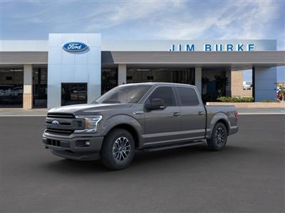 2020 F-150 SuperCrew Cab 4x4, Pickup #1E40510 - photo 1