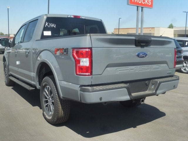 2019 F-150 SuperCrew Cab 4x4,  Pickup #1E51308 - photo 2