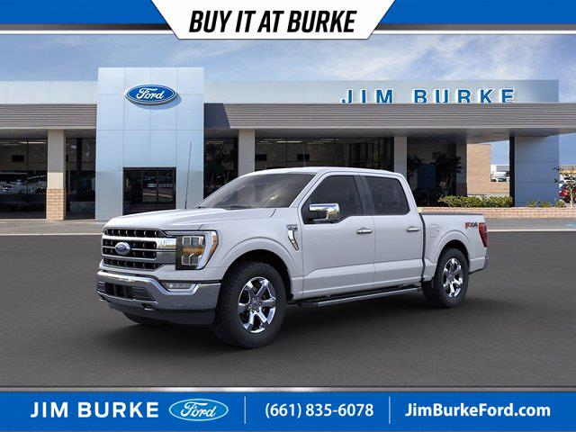 2021 Ford F-150 SuperCrew Cab 4x4, Pickup #1E56428 - photo 1