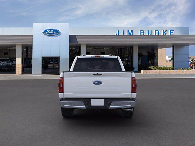2021 Ford F-150 SuperCrew Cab 4x4, Pickup #1E56428 - photo 5