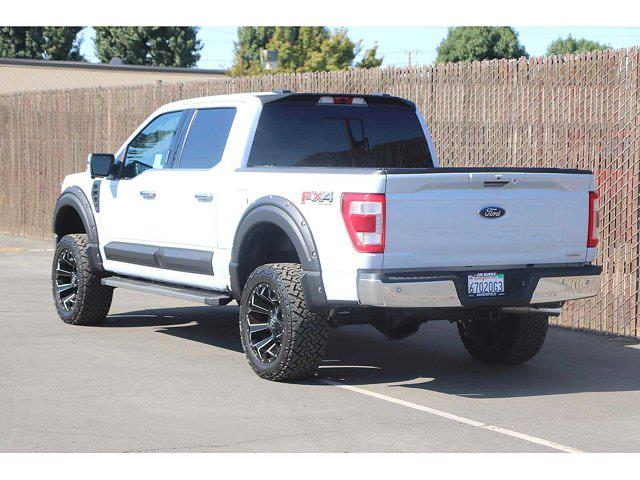 2021 Ford F-150 SuperCrew Cab 4x4, Pickup #1E56428 - photo 8