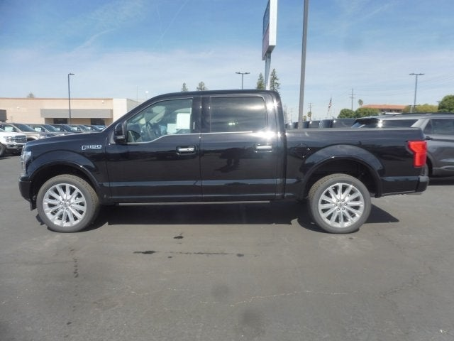 2019 F-150 SuperCrew Cab 4x4, Pickup #1E56581 - photo 4
