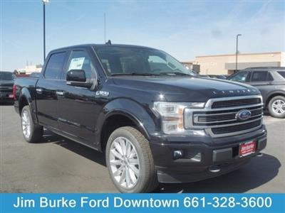 2019 F-150 SuperCrew Cab 4x4, Pickup #1E56581 - photo 1