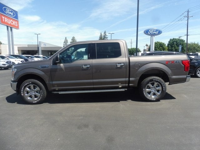 2019 F-150 SuperCrew Cab 4x4,  Pickup #1E57020 - photo 4