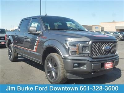 2020 F-150 SuperCrew Cab 4x4, Pickup #1E58153 - photo 1