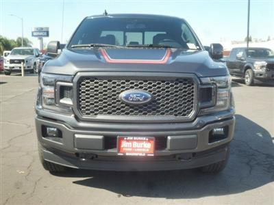 2020 F-150 SuperCrew Cab 4x4, Pickup #1E58153 - photo 3