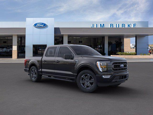 2021 Ford F-150 SuperCrew Cab 4x4, Pickup #1E61141 - photo 8
