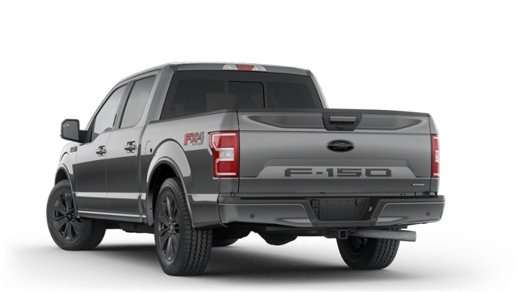 2020 F-150 SuperCrew Cab 4x4, Pickup #1E62617 - photo 1