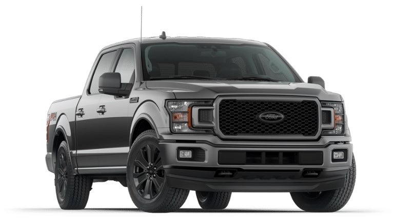 2020 F-150 SuperCrew Cab 4x4, Pickup #1E62617 - photo 3