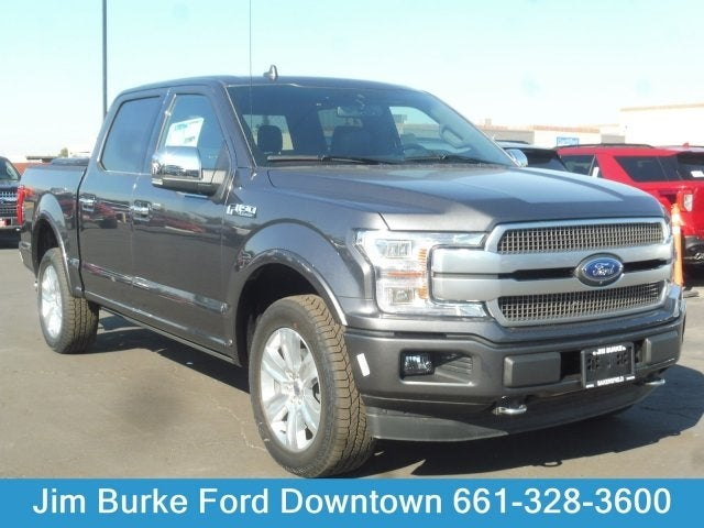 2019 F-150 SuperCrew Cab 4x4, Pickup #1E87764 - photo 1