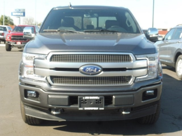 2019 F-150 SuperCrew Cab 4x4, Pickup #1E87764 - photo 3